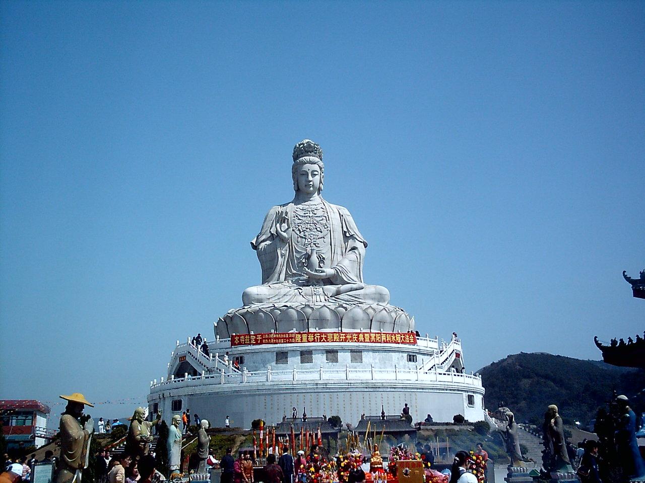 Guanyin De La Monta 241 A En Dongguan Megaconstrucciones
