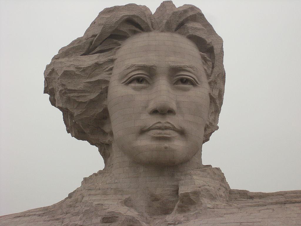 Estatua De Mao En Juzizhou Megaconstrucciones Extreme