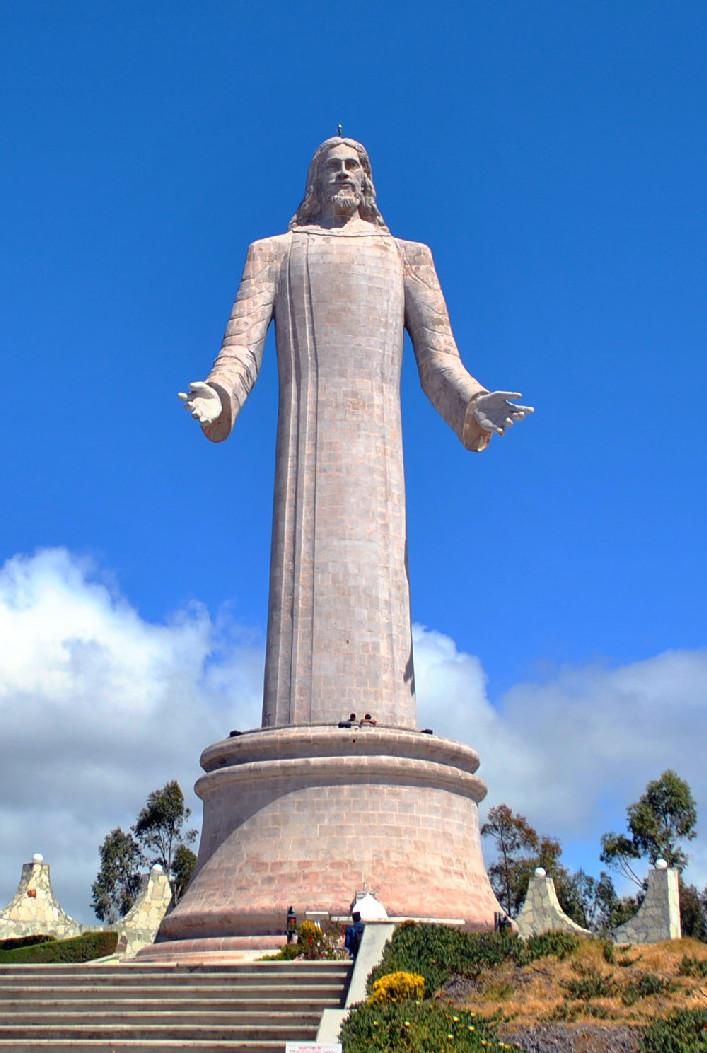 Cristo Rey de Pachuca - Megaconstrucciones, Extreme