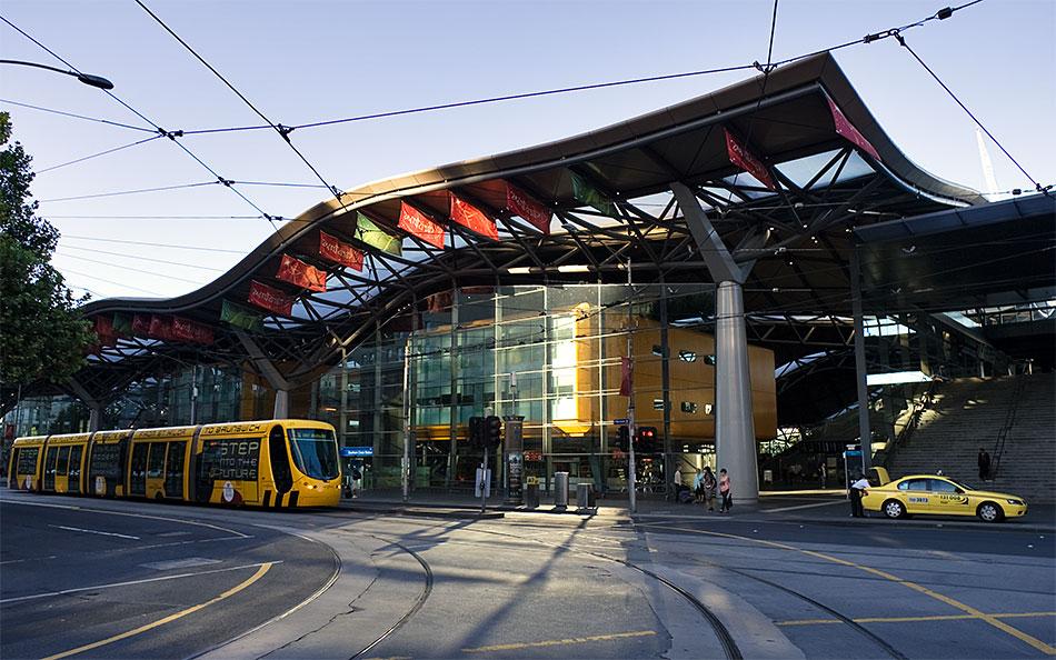 southern cross station - photo #21