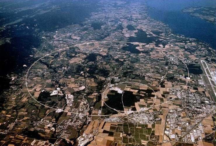Resultado de imagen de El CERN y el LHC