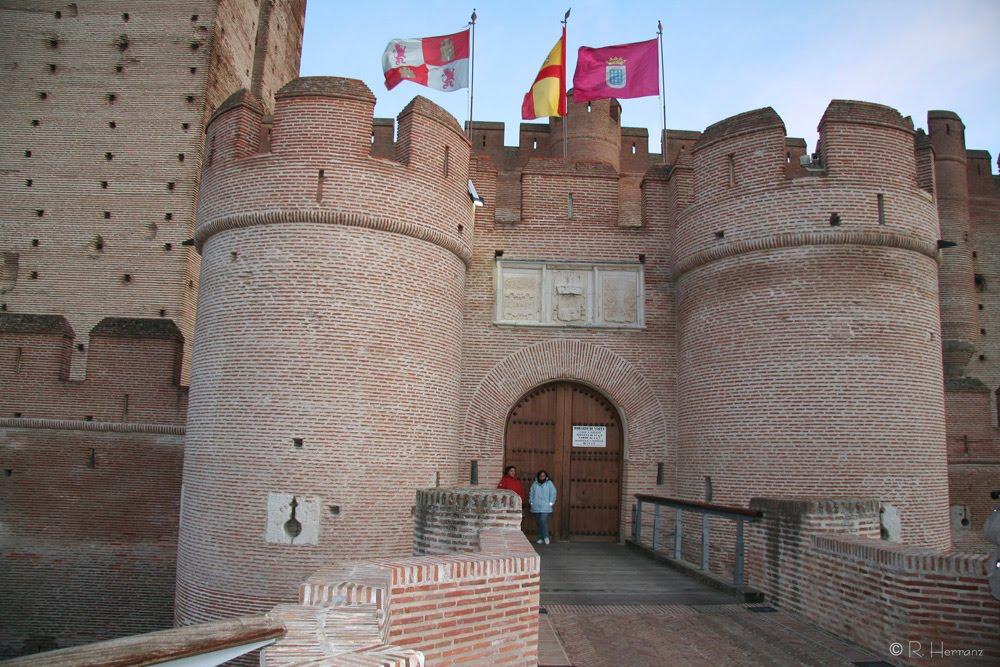 Maravillas de la historia castillo de la mota - Spa en medina del campo ...