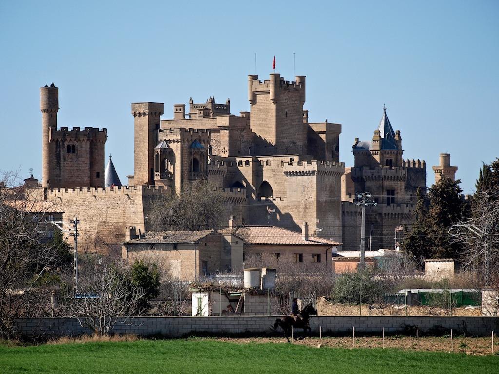 Palacio Real De Olite Castillo De Olite