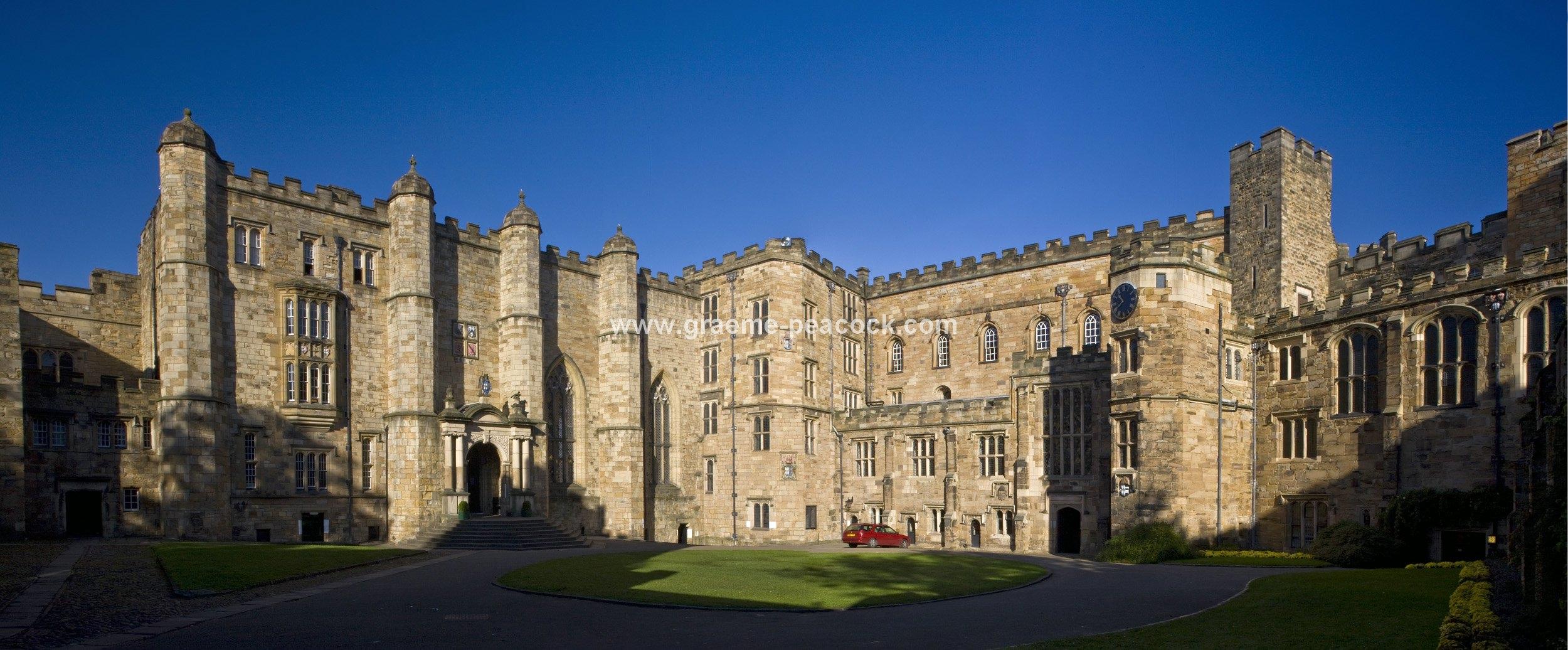 Castillo de Durham - Megaconstrucciones, Extreme Engineering