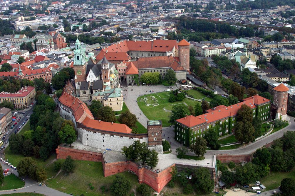 Castillo de Wawel - Megaconstrucciones, Extreme Engineering
