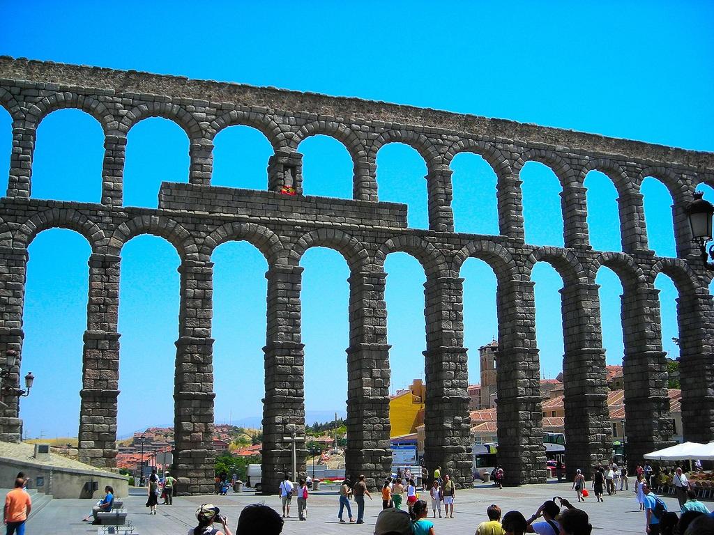 Acueducto de Segovia 13