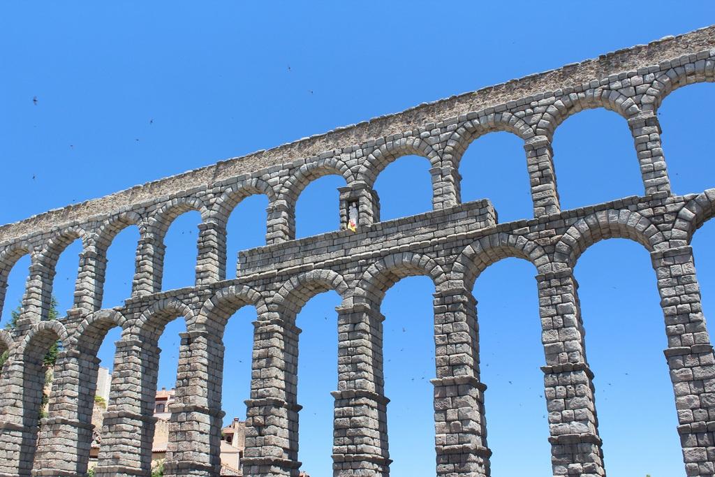 Acueducto de Segovia 7