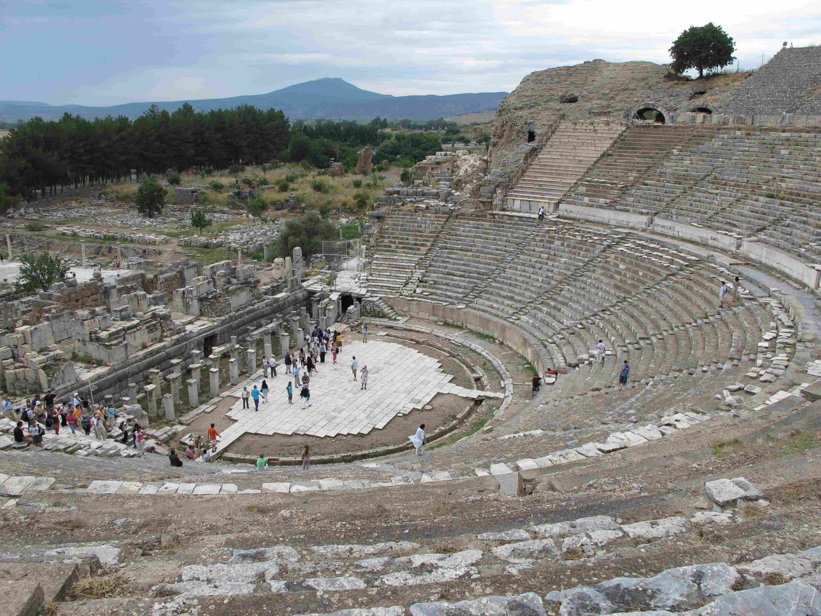 Gran Teatro. Éfeso 6