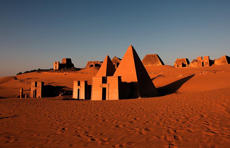 Pirámides de Meroe 14