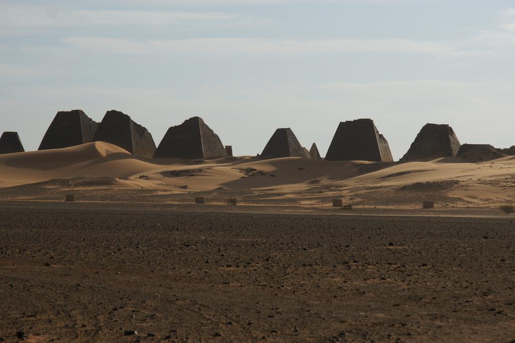 Pirámides de Meroe 17