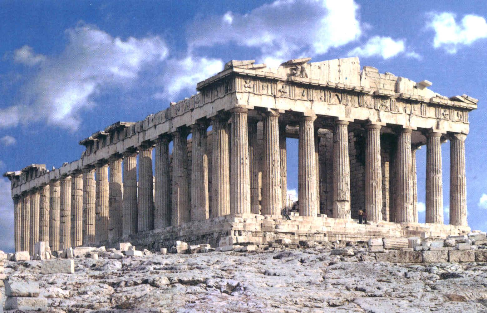 Partenón - Megaconstrucciones, Extreme Engineering