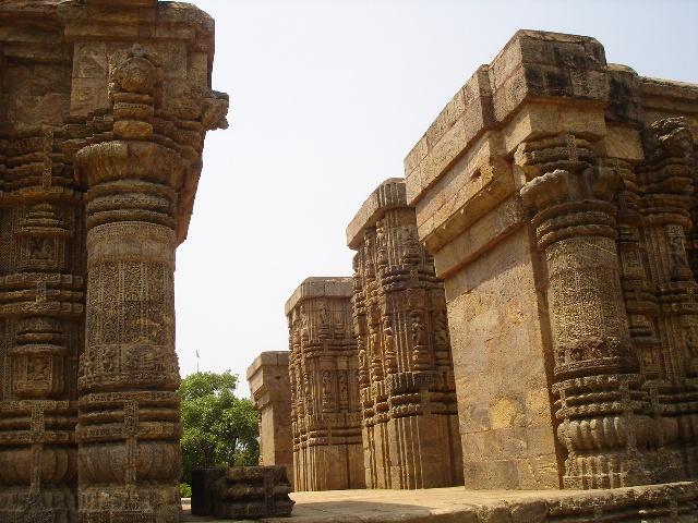 Templo de Suria (Konark) 10