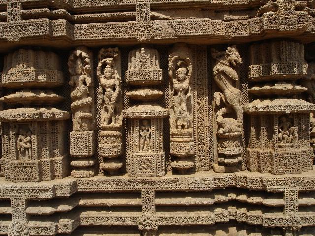 Templo de Suria (Konark) 11