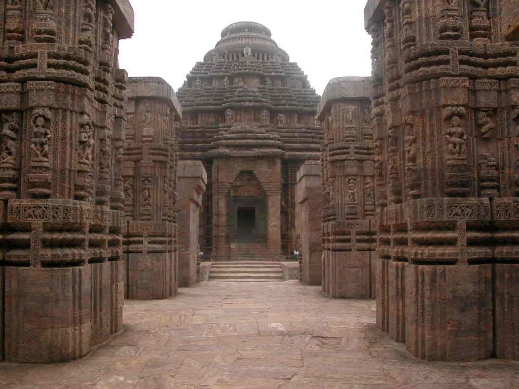 Templo de Suria (Konark) 3