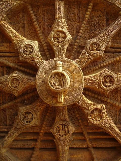 Templo de Suria (Konark) 7