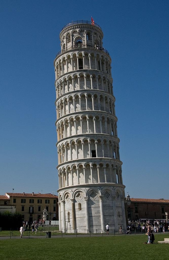 foto de Torre de Pisa Megaconstrucciones Extreme Engineering