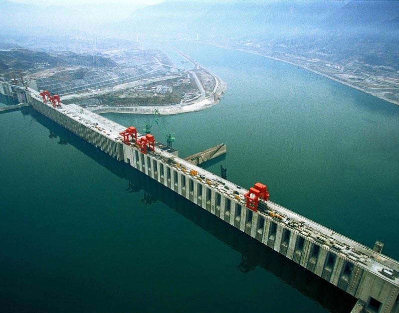 Las Represas Hidroeléctricas Mas Grandes Del Mundo