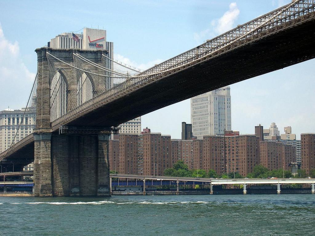 foto puente brooklyn: