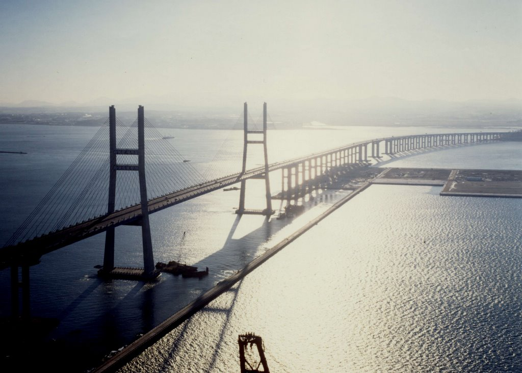 Dangjin-si South Korea  city images : Puente Seohae Megaconstrucciones, Extreme Engineering