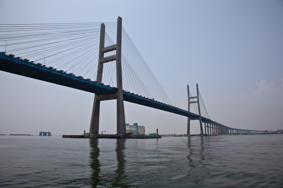Dangjin-si South Korea  city photo : Puente Seohae Megaconstrucciones, Extreme Engineering