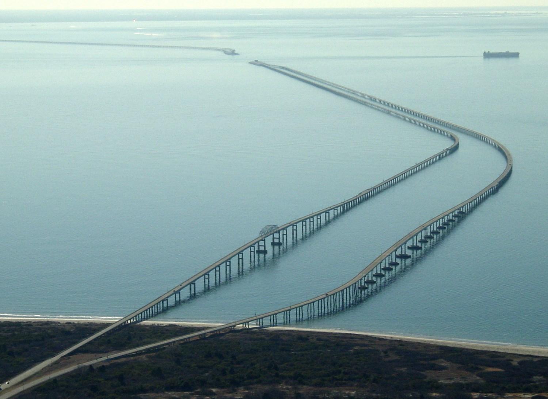 Puente Túnel De La Bahía Chesapeake Megaconstrucciones Extreme Engineering