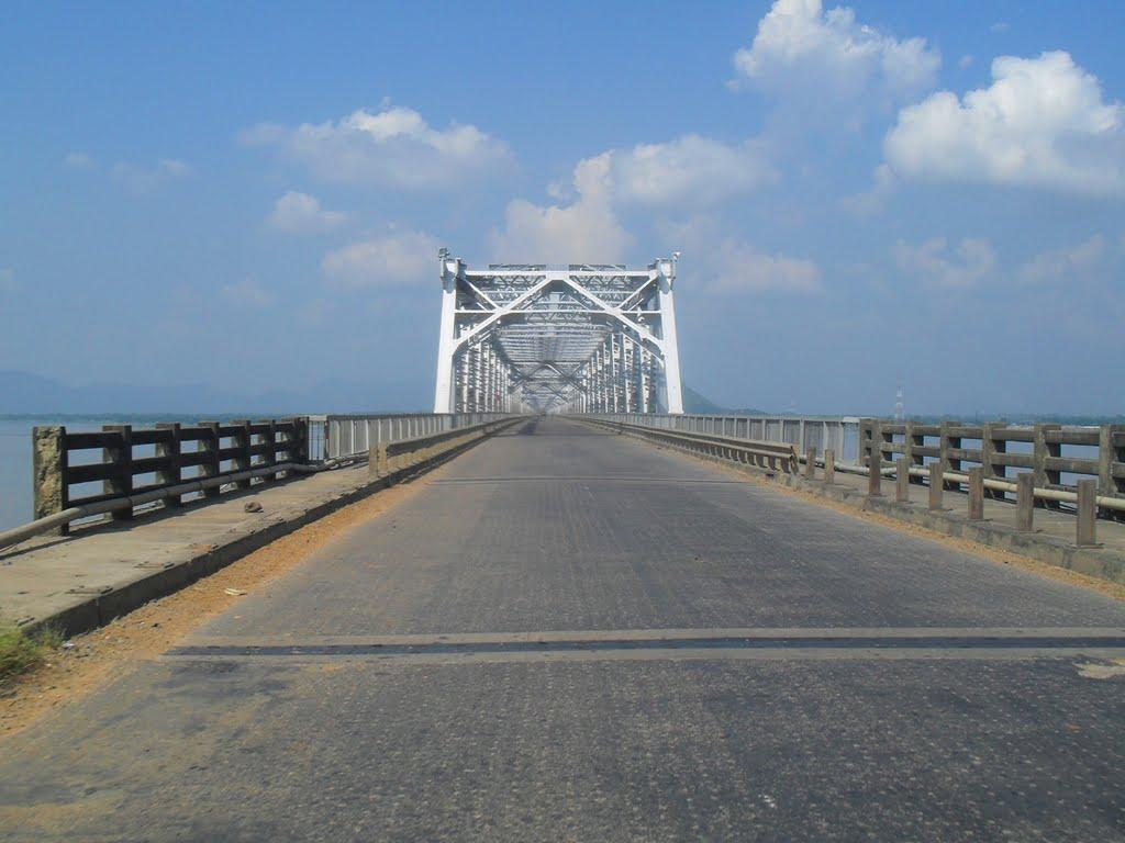 Puente Naranarayana, Naranarayan Setu - Megaconstrucciones ...  Puente Naranara...