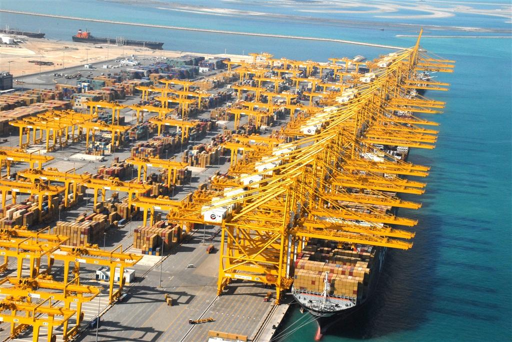 Puerto de dubai megaconstrucciones extreme engineering for La port news