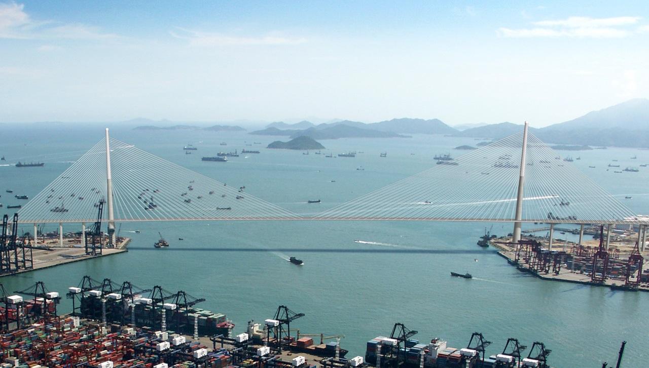 Stonecutters Island Hong Kong