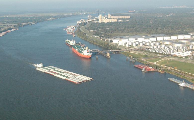 Resultado de imagen de Puerto de Luisiana del Sur,
