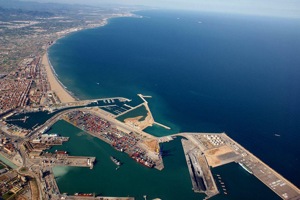 Puerto de valencia megaconstrucciones extreme engineering - Laydown puerto valencia ...