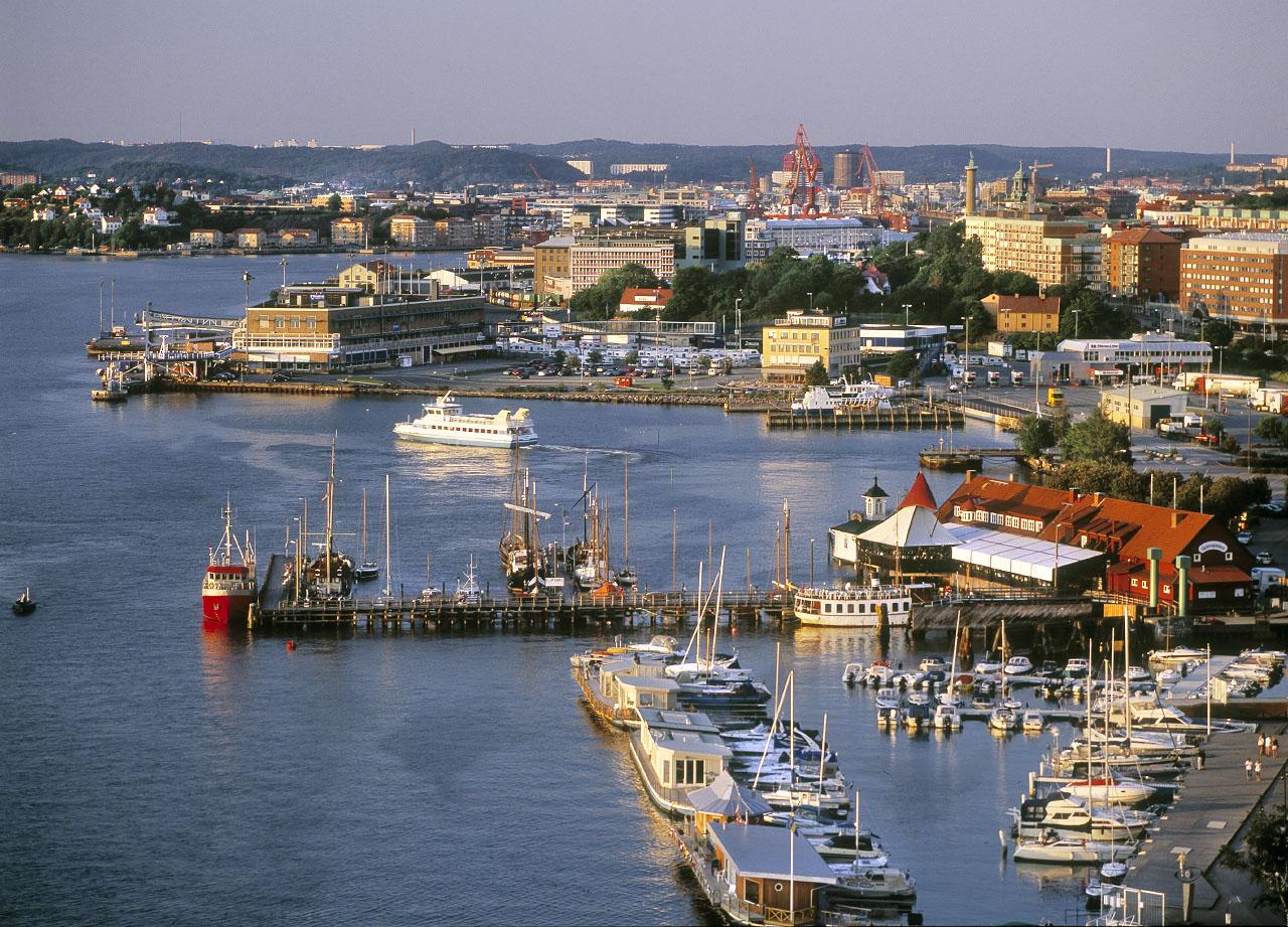 Puerto de Gotemburgo, Göteborgs Hamn, Gothenburg Port - Megaconstrucciones, Extreme Engineering