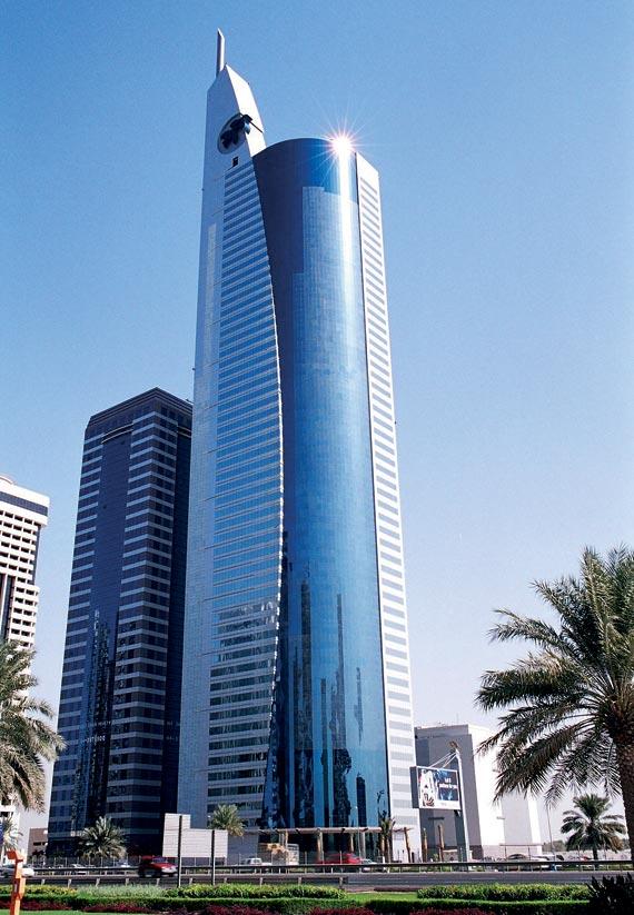 21st Century Tower Megaconstrucciones Extreme Engineering