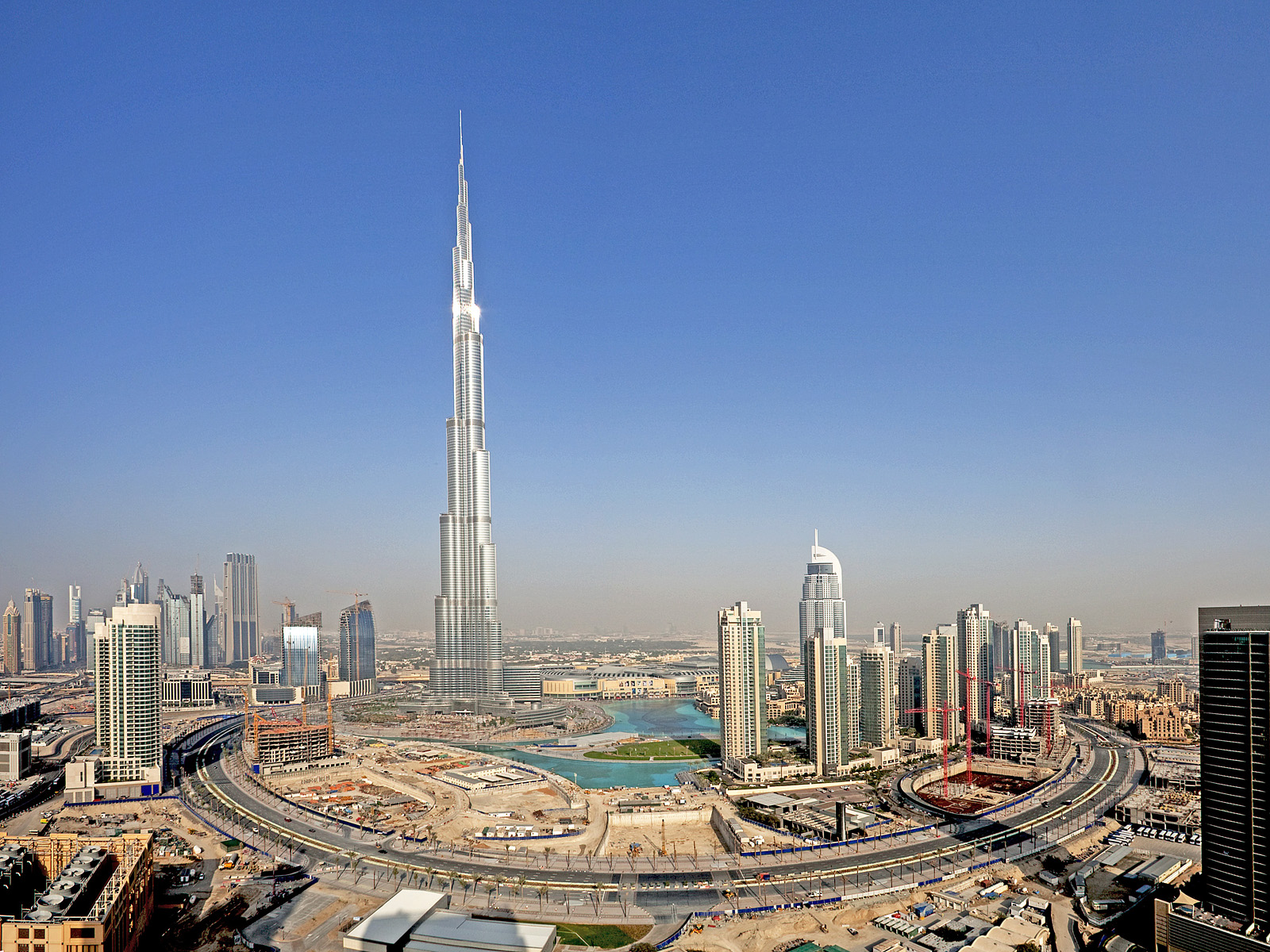 burj khalifa megaconstrucciones extreme engineering. Black Bedroom Furniture Sets. Home Design Ideas