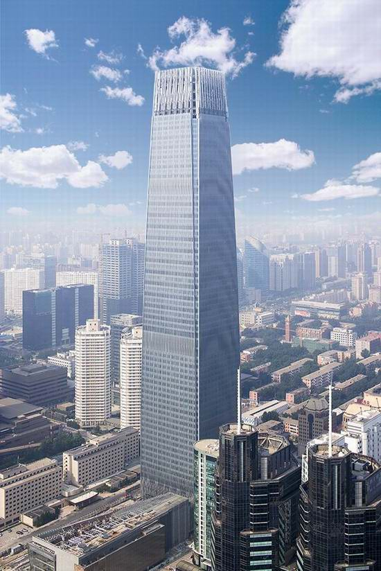 China World Trade Center Tower III - Megaconstrucciones, Extreme Engineering