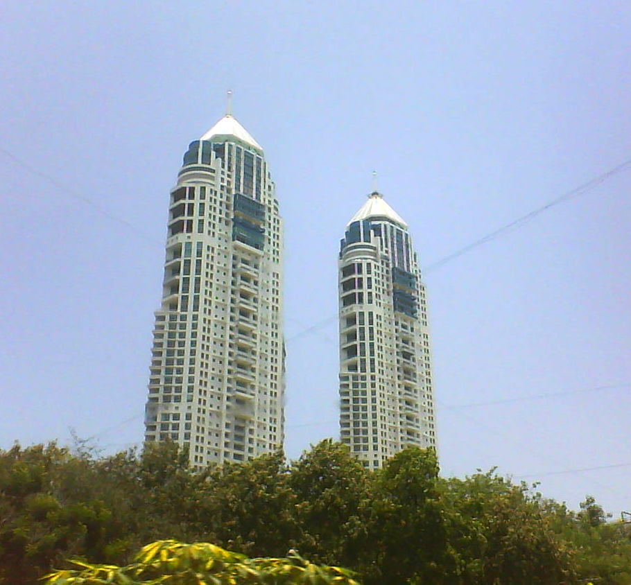 Imperial Towers Mumbai Megaconstrucciones Extreme Engineering