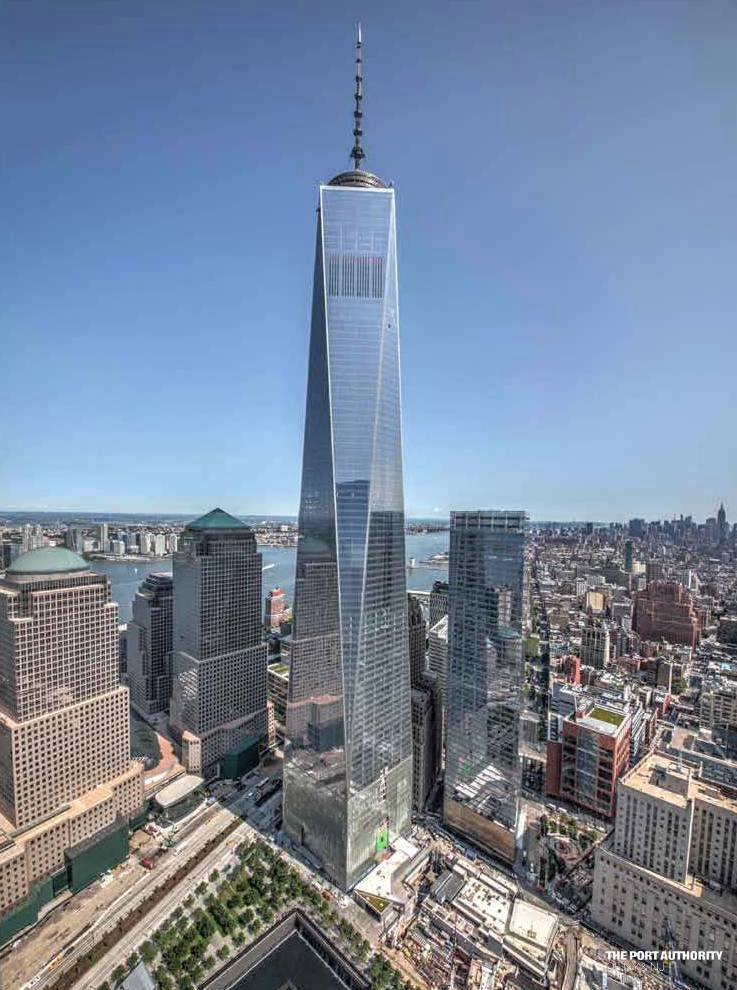 One world trade center megaconstrucciones extreme - Architekt one world trade center ...