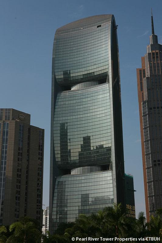 Pearl River La >> Torre río Perla - Megaconstrucciones, Extreme Engineering