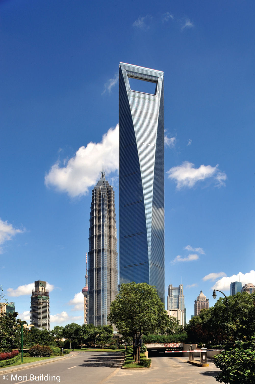 Shanghai World Financial Center - Megaconstrucciones ...