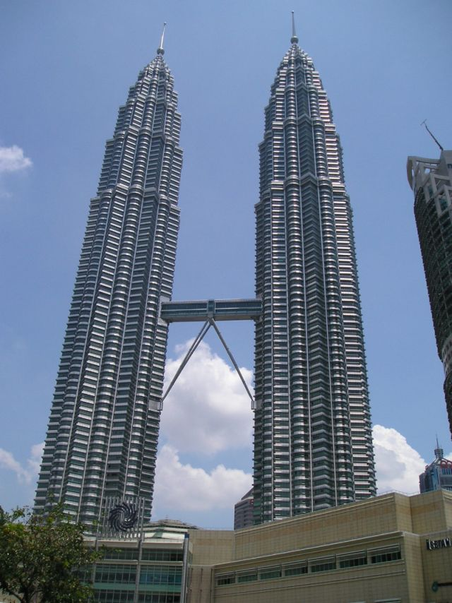 Torres Petronas Megaconstrucciones Extreme Engineering