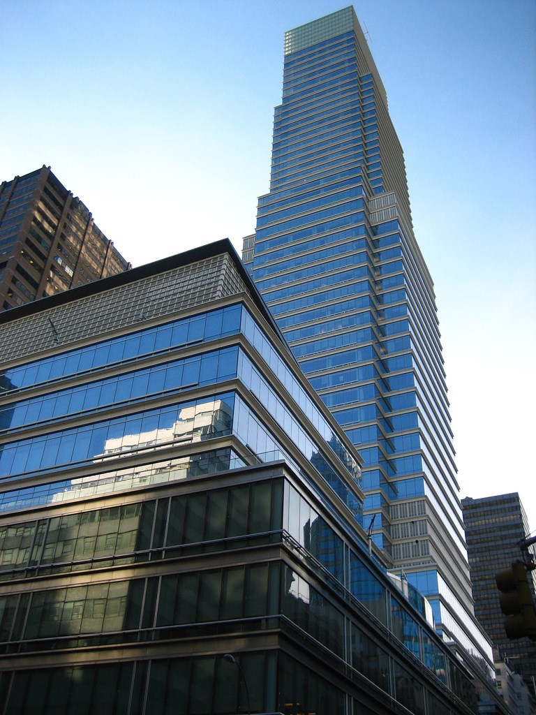 731 lexington avenue bloomberg tower megaconstrucciones for Bloomberg tower one beacon court