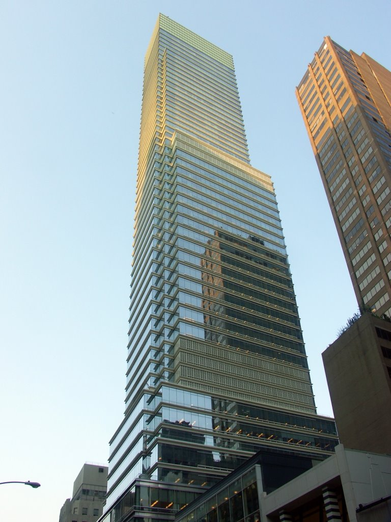 731 lexington avenue bloomberg tower megaconstrucciones