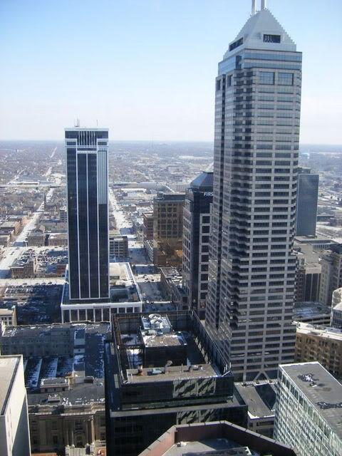 Chase Tower Indianapolis Megaconstrucciones Extreme