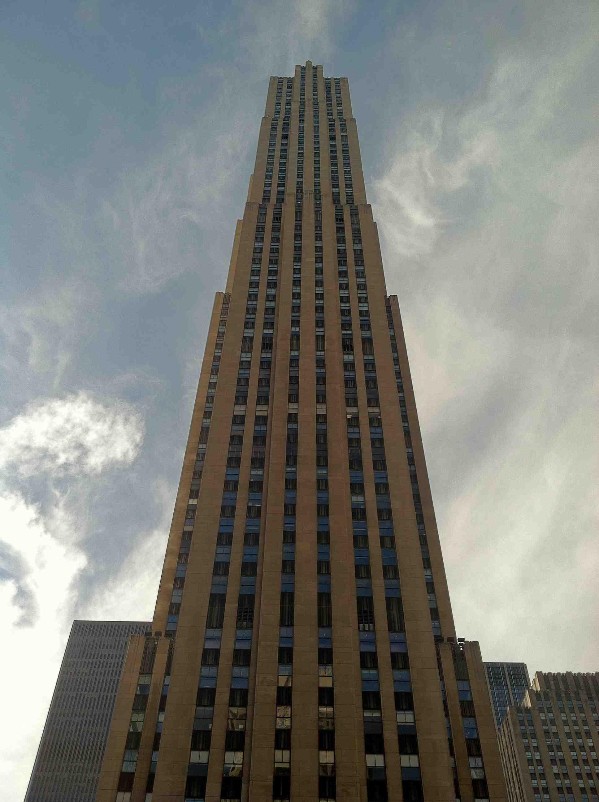 New York City Building Photography