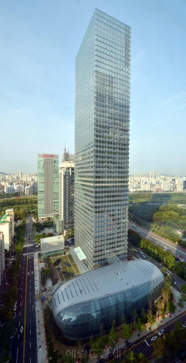 Fki Tower Federation Of Korean Industries Head Office