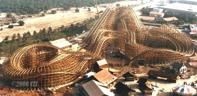 Portaventura Megaconstrucciones Extreme Engineering