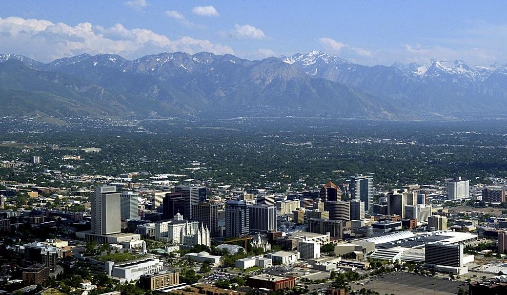 Salt Lake City - Megaconstrucciones, Extreme Engineering