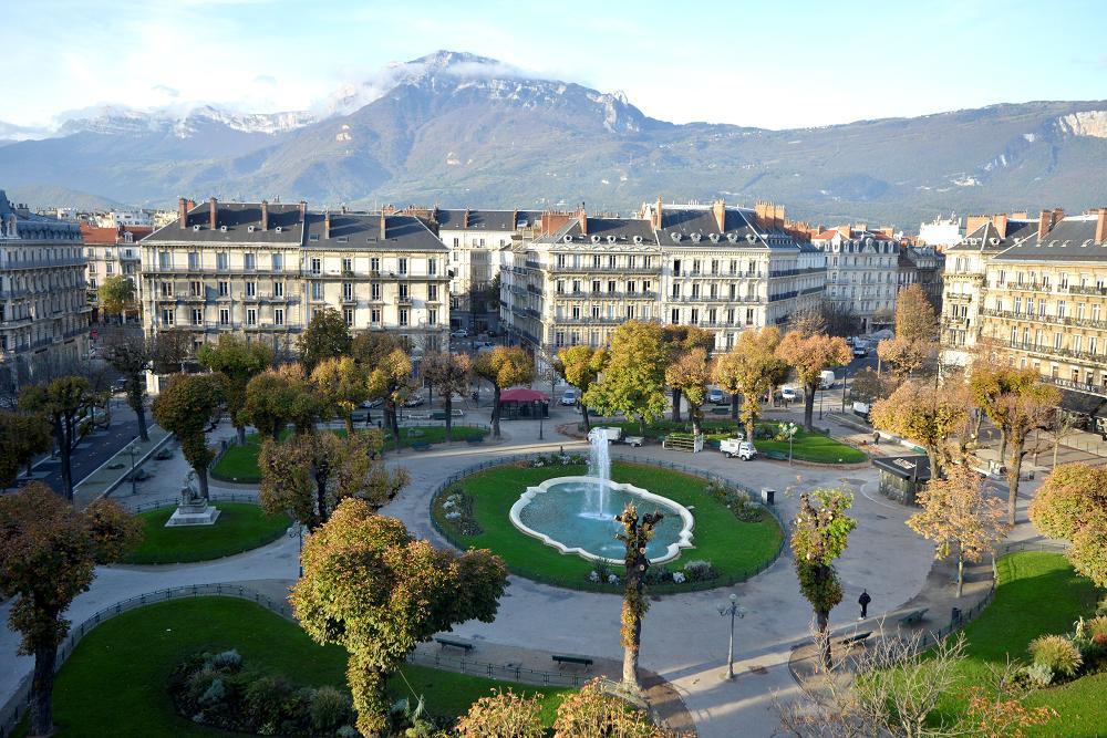 Grenoble megaconstrucciones extreme engineering - Bureau de change rue de lyon ...
