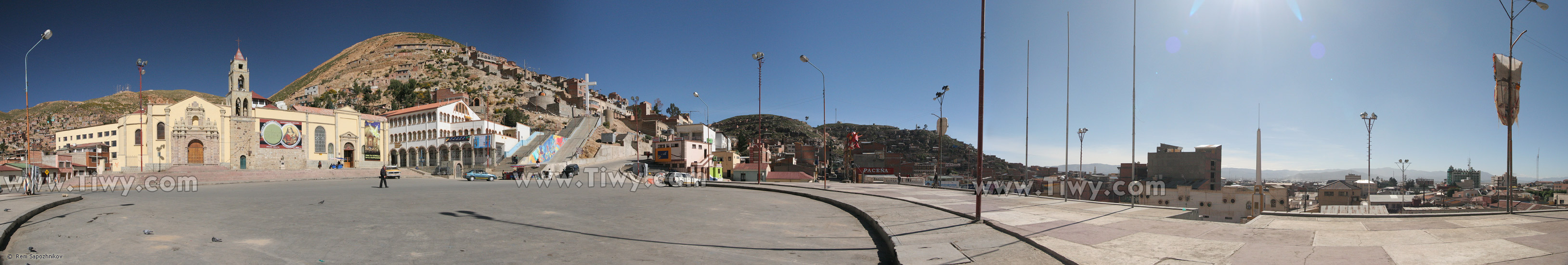 Oruro - Megaconstrucciones, Extreme Engineering