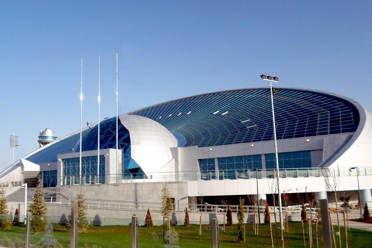 Konya - Megaconstrucciones, Extreme Engineering