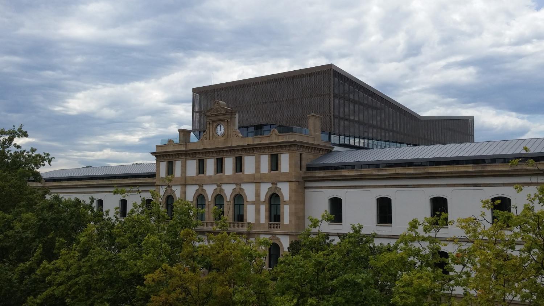 San sebasti n donostia megaconstrucciones extreme - Arquitectos san sebastian ...